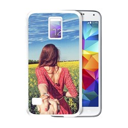Cover Samsung S5  in Gomma