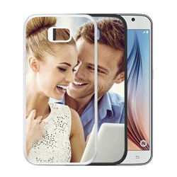 Cover Samsung S6 in Gomma